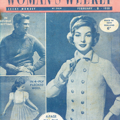 Woman's Weekly 1950S