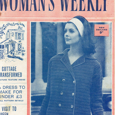 Woman's Weekly 1960s