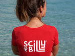 Women's Scilly Billy Tee - Red