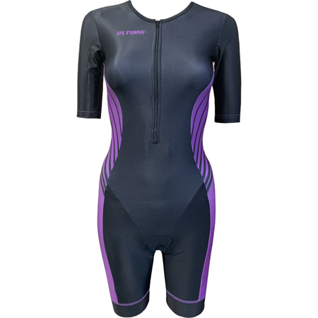 Women's Sleeved Tri Suit