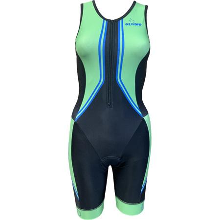 Women's Triathlon Suit - Mint