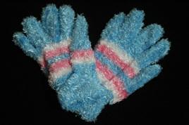 Women's Warm Winter Gloves *BLUE, PINK, & WHITE*