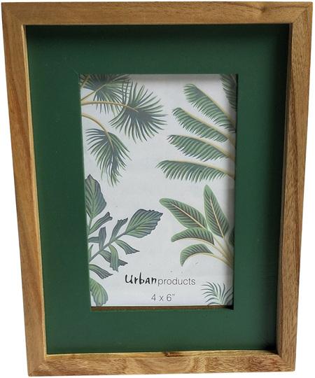 Wooden Frame - Green