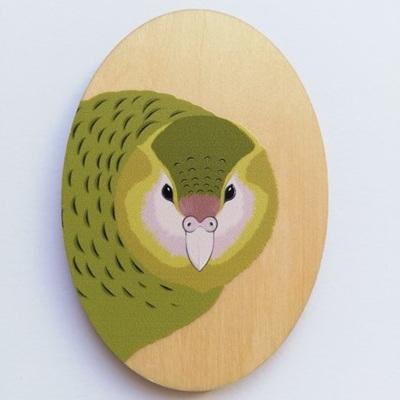 Wooden Magnet
