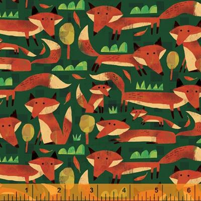 Woodland - Fox