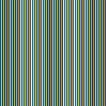 Woodland Friends Stripe