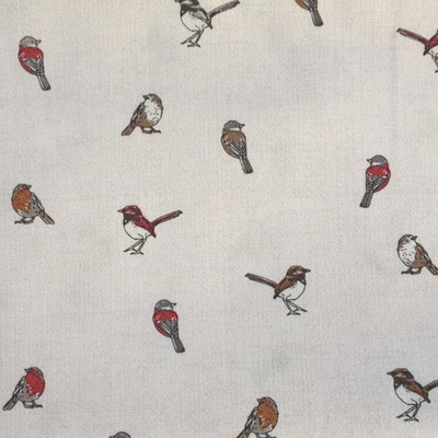 Woodland Pitter Patter - Sparrows & Finches