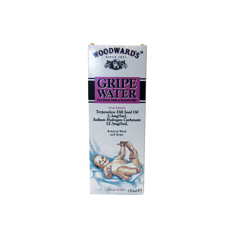 Woodward's Gripe Water