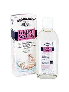 WOODWARDS Gripewater 150ml