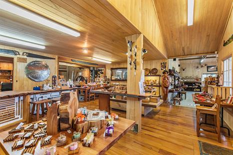 woodzone shop front