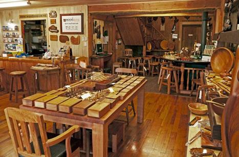 woodzone shop interior