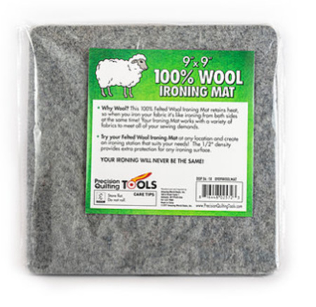 Wool Ironing Mat Choose Your Size Preference
