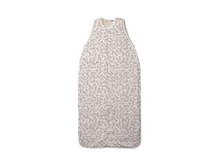 Woolbabe - TRIPLE LIVING REWARDS! - ,Duvet Front Zip Sleeping Bag 3-24mths Kauri Leaves