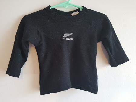 Woollen All Blacks T-shirt