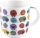 Wooly Brights Coffee Mug