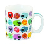 Wooly Brights Mini Mug