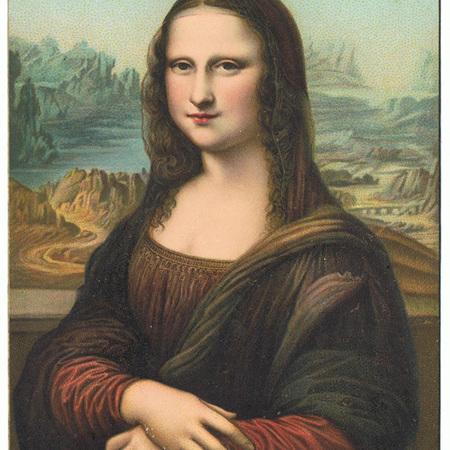 World's Galleries postcards