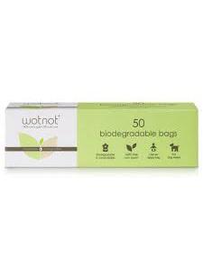 WOTNOT Baby Biodegradble Bags 50pk