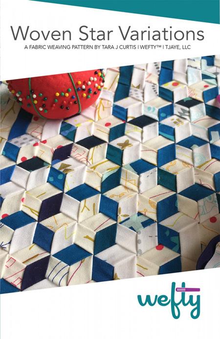 Woven Star Variations Pattern by Tara J Curtis