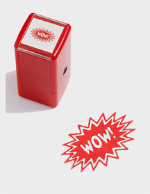 WOW! Self-inking Stamp