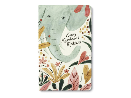 Write Now Journal Every Kindness Matters