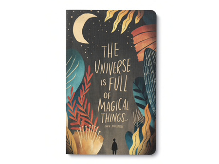 Write Now Journal The Universe is Full of Magical Things