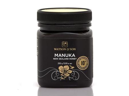 W&S 250g Manuka 10+ Black Lid