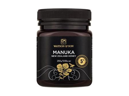 W&S Manuka Honey 5+ 250g