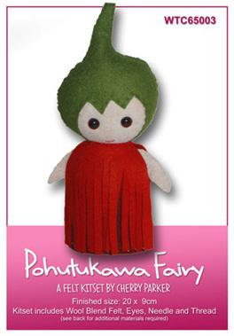 WTC65003  Pohutukawa Fairy
