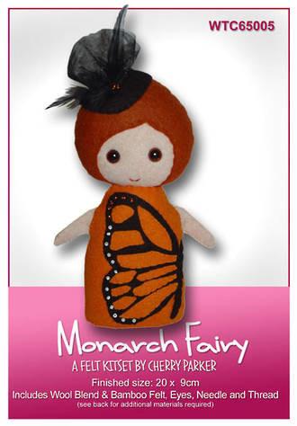 WTC65005  Monarch Fairy
