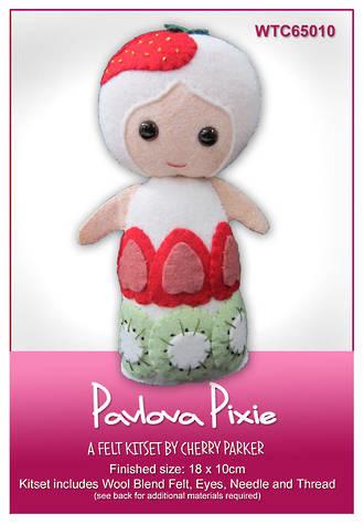 WTC65010  Pavlova Pixie