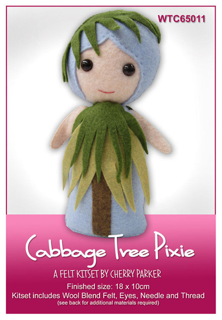 WTC65011  Cabbage Tree Pixie