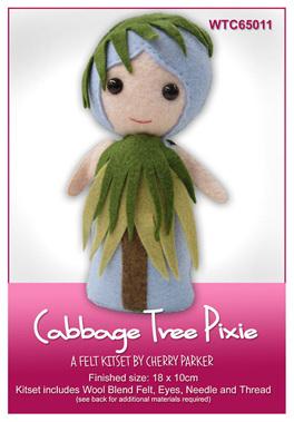 WTC65011  Cabbage Tree Pixie