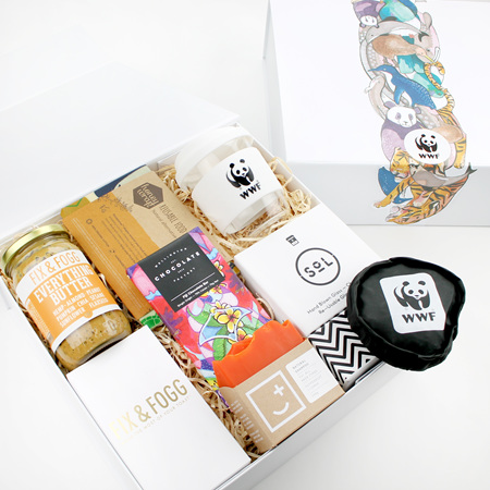 WWF Gift Back Box