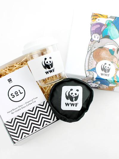 WWF - Gift Back Box - Small