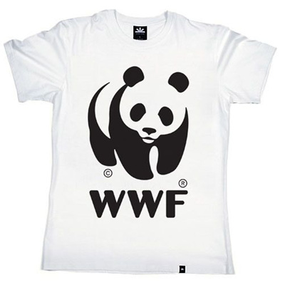 WWF Panda T-Shirt (Mens)