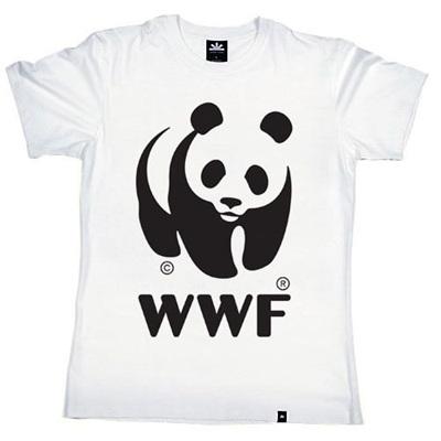 WWF Panda T-Shirt (Mens)
