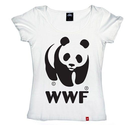 WWF Panda T-Shirt (Womens)