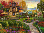 www.puzzlesnz.co.nz has Holdson 1000 piece jigsaw puzzle Vineyard Retreat