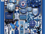 www.puzzlesnz.co.nz has Ceaco 550 piece jigsaw puzzle Blue available to buy