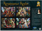 www.puzzlesnz.co.nz has Holdson 1000  piece puzzle Renaissance Realm 2 The Duel