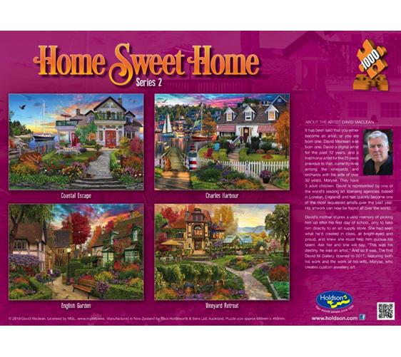 www.puzzlesnz.co.nz has Holdson 1000 piece jigsaw puzzle Coastal Escape