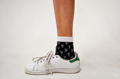 Wylie Brothers Sock