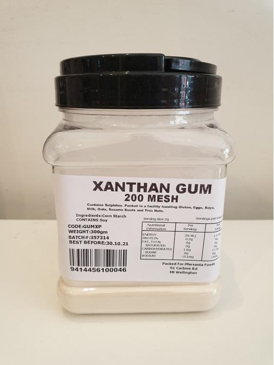 Xanthan Gum 300gm