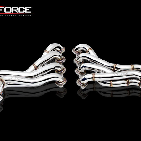 XFORCE COMMODORE VE VF V8 Headers - 3' XF-H2-VE03