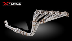 XFORCE FALCON BA BF FG XR6 EXHAUST HEADERS XF-H2-HF02