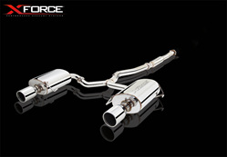 XFORCE LEGACY 3.0L 6CYL 04-09 CAT BACK EXHAUST XF-E4-SL07-CBS
