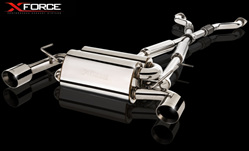 XFORCE NISSAN 370Z EXHAUST KIT XF-ES-N370