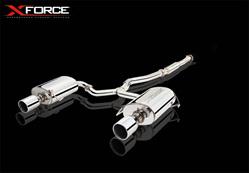 XFORCE SUBARU LEGACY GT 2010-2014 CAT BACK EXHAUST XF-ES-SL10T-CBS