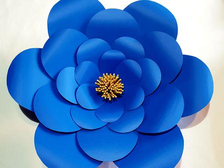 XL Everly paper flower